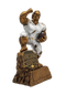 "Fantasy Football Champion Monster Trophy | FFL Beast Award - 6.5"" or 10"""