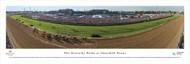 Kentucky Derby at Churchill Downs Panorama Print #5 - Unframed