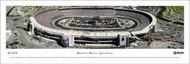 Bristol Motor Speedway Panorama Print #5 - Unframed