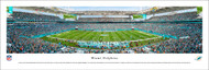 Miami Dolphins Panorama Print #2 (50 Yard - Day) - Unframed