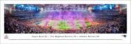 Super Bowl LI Panorama Print (2017) - Unframed
