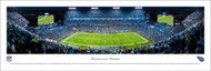Tennessee Titans Panorama Print #3 (50 Yard - Night) - Unframed