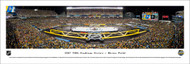 2017 NHL Stadium Series Panorama Print - Unframed