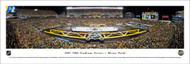 2017 NHL Stadium Series Panorama Print - Unframed