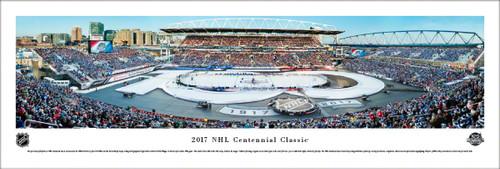 2017 Centennial Classic Panorama Print - Unframed