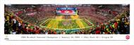 2014 CFP Championship Panorama Print - Unframed