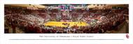 University of Oklahoma Panorama Print #6 (Basketball) - Unframed