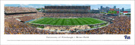 University of Pittsburgh Panoramic  Print #3 (50 Yard)