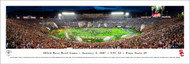 2017 Rose Bowl Panorama Print - Unframed
