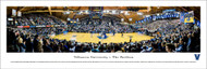 Villanova University Panorama Print #1 (Basketball) - Unframed