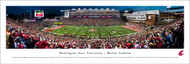 Washington State University Panoramic Print #3 (50 Yard) - Unframed