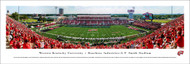 Western Kentucky University Panorama Print #1 (50 Yard) - Unframed