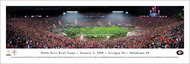 2018 Rose Bowl Panorama Print - Unframed