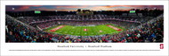 Stanford University Panorama Print #2 (End Zone) - Unframed