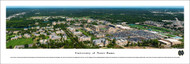 University of Notre Dame Panorama Print #9 (Aerial) - Unframed