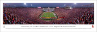 University of Southern California Panorama Print #3 (End Zone) - Unframed