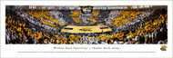 Wichita State University Panorama Print #2 (Basketball) - Unframed