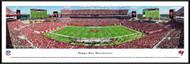 Tampa Bay Buccaneers Panorama Print #2 (50 Yard) - Framed