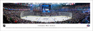Columbus Blue Jackets Panorama Print #4 (Center Ice) - Unframed