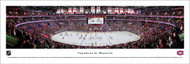 Montreal Canadiens Panorama Print #3 (Center Ice) - Unframed