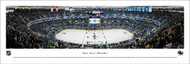 San Jose Sharks Panorama Print #3 (Center Ice) - Unframed