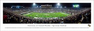 University of Central Florida Panorama Print #1 (50 Yard - Night) - Unframed