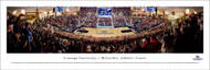 Gonzaga University Panorama Print #2 (Basketball) - Unframed