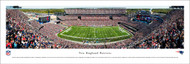 New England Patriots Panorama Print #3 (50 Yard) - Unframed