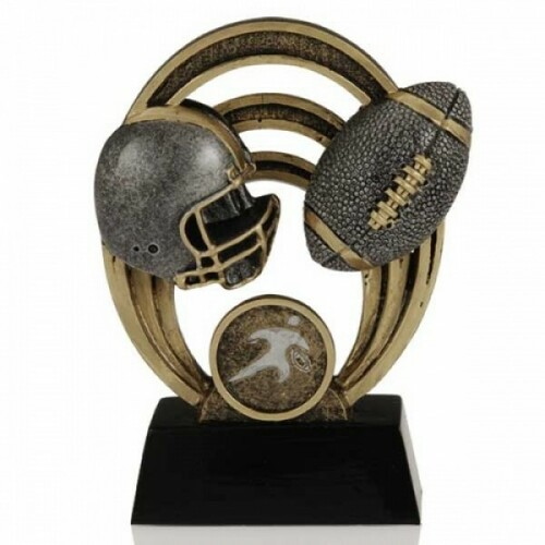Football Halo Award / Football Trophy | 5 Inch - Clearance