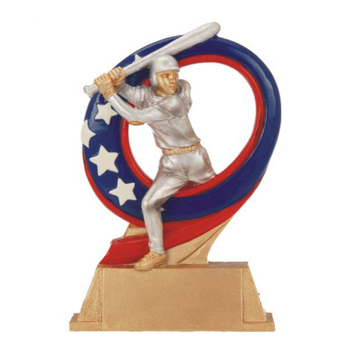 Softball Superstar Trophy | Softball Superstar Award | 6.5 Inch - Clearance