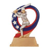 Softball Superstar Trophy | Softball Superstar Award | 6.5 Inch - Clearance