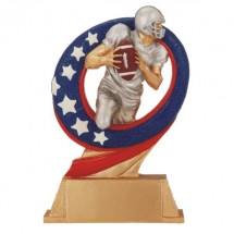 Football Superstar Trophy | Football Superstar Award | 6.5 Inch - Clearance