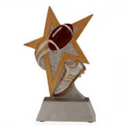 Football Victory Trophy   Football Award   6.5 Inch - Clearance