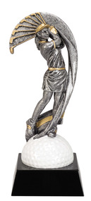 Golfer Motion X Trophy - Female