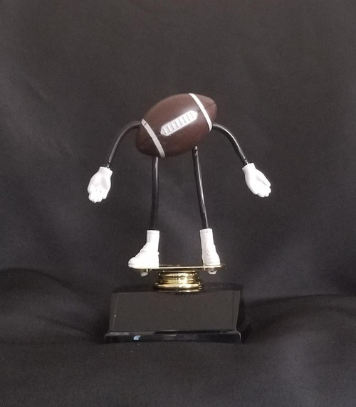 Football Bendable Dude Trophy - CLEARANCE