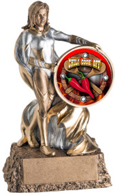 Chili Cook-Off Valkyrie Trophy / Female Chilli Award