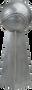 Baseball Silver Tower Trophy   Engraved Softball League Championship Award - 9.5 & 14 Inch Tall