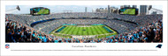 Carolina Panthers Panorama Print #5 (50 Yard) - Unframed