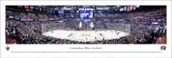 Columbus Blue Jackets Panorama Print #5 (Center Ice) - Unframed