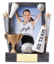 Cheer Resin Picture Frame