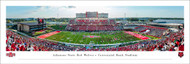 Arkansas State University Panorama Print #2 (50 Yard) - Unframed