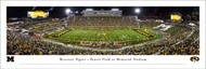 University of Missouri Panorama Print #8 (50 Yard) - Unframed