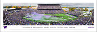 University of Washington Panorama Print #8 (50 Yard) - Unframed