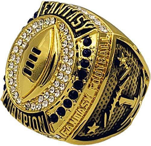 2019 FFL Champion Ring - GOLD / Gold Fantasy Football 2019 Championship Ring