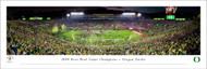 2020 Rose Bowl Panorama Print - Unframed