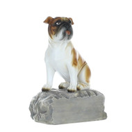 Bulldog Mascot Trophy | Bull Dog Award - 6""