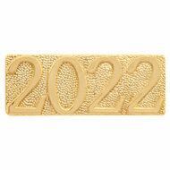 Lapel Pin - 2022 | Letter Jacket Chenille Pin - 2022
