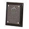 Floating Acrylic Plaque with Black Piano Finish - 3 sizes