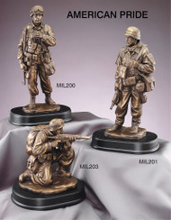Military Soldier Award