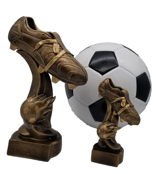 Soccer Fireball Trophy | Fútbol Award - Clearance